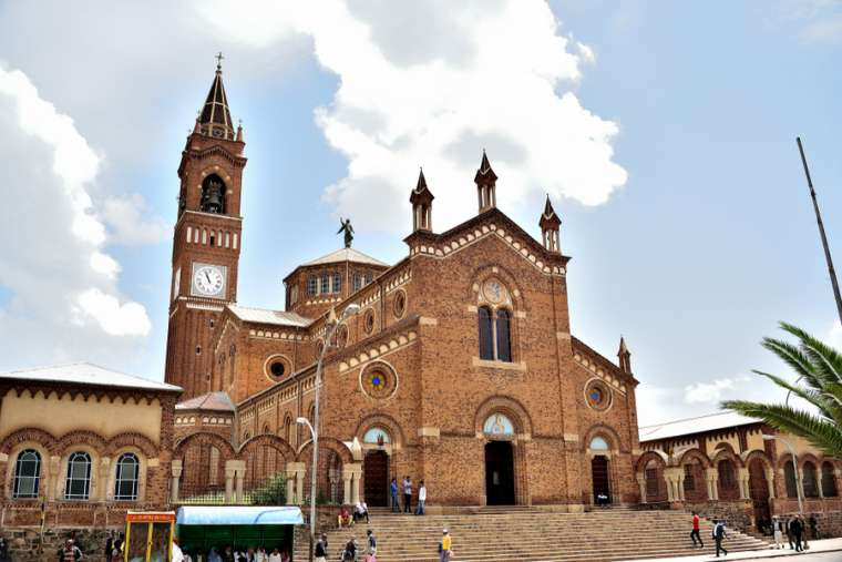 Asmara Catholic Church